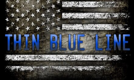 """Matt Westin Shows His Respect For Men And Women In Blue On """"Thin Blue Line"""""""