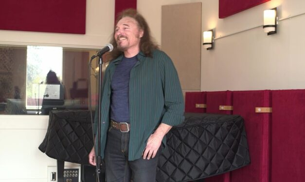 """California Native Bruce Guynn releases powerful new anthem """"Time Will Tell"""""""
